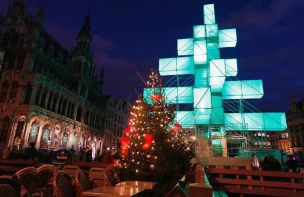 Brüsseler Winterwunder