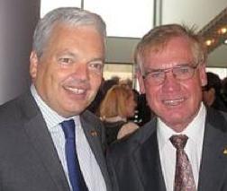 Deutsche Einheit mit Didier Reynders
