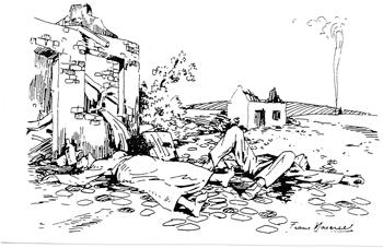 Frans Masereel: Zeichnen für den Frieden