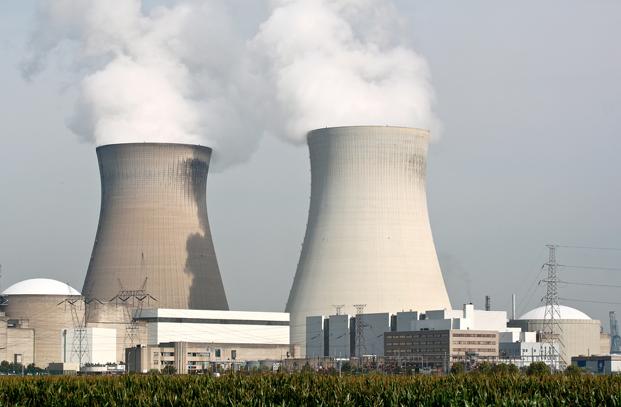 Alle belgischen Kernreaktoren im Juli am Netz