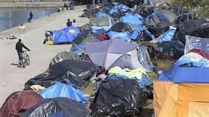 Für die Flüchtlinge in Calais