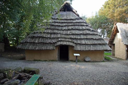 Eine Reise in die Geschichte: der Archäologiepark Aubechies