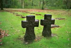 Soldatenfriedhof in Westflandern