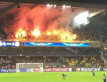 Dortmund entfacht Feuer in Brüssel