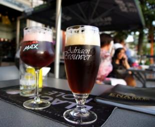 Bier aus Oudenaarde