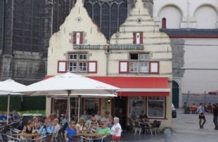 Oudenaarde Zentrum: Grote Markt