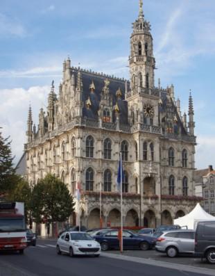 Rathaus von Oudenaarde
