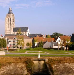 Oudenaarde: St.-Walburgakirche