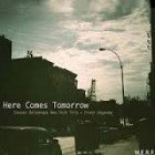 Cover Steven Delannoye New York Trio