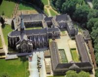Die Zisterzienser-Abtei Val Dieu (Gottestal)