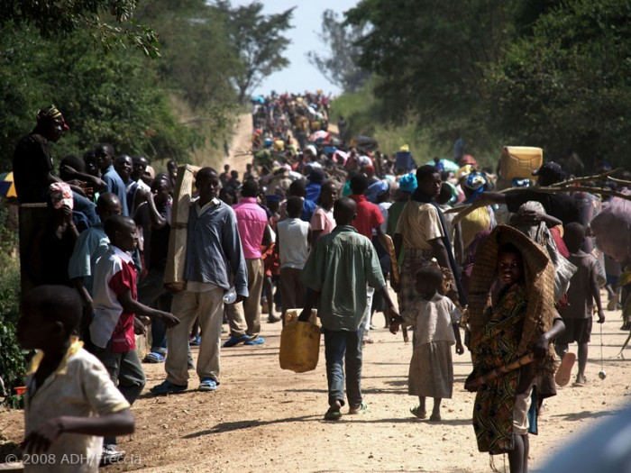 Weihnachten, Menschenrechte und Flüchtlingsströme