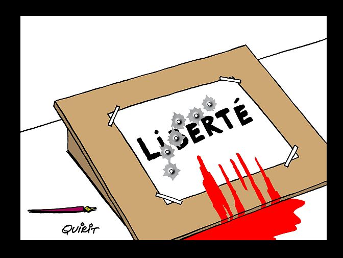 Auch wir sind Charlie Hebdo