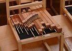 Holzpfeifen zum Gotteslob: St.Paulus hat eine neue Orgel