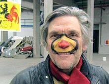 Belgien einig Vaterland? Wie sich belgische Künstler des .be-Problems annehmen