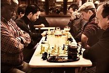 Im Tempo der Schachfiguren