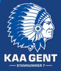 KAA Gent ist belgischer Fußballmeister 2014/2015