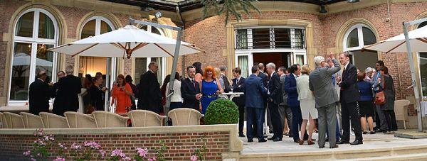 20150625-Botschaft Brüssel-Empfang zum Abschied des Botschafters-12