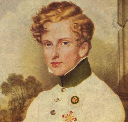 Herzog von reichstatt-Daffinger