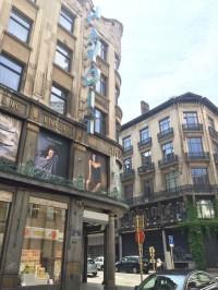 Spaziergänge durch Brüssel: Saint-Josse-ten-Noode. Die armen Nachbarn des World Trade Centers