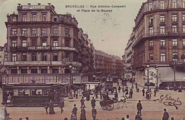 Alles Design in der Rue Dansaert