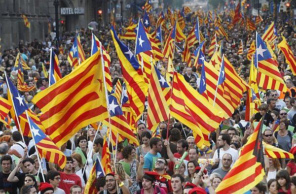 Flandern und Katalonien