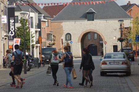 Herentals: Bovenpoort foto: fdp