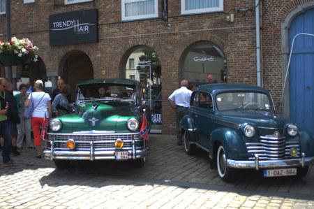 Herentals: Marktplatz foto: fdp
