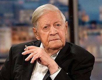 Zum Tod von Helmut Schmidt