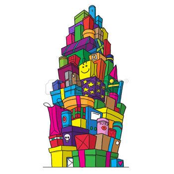 34053509-stapel-van-geschenken-vector-doodle-kleur