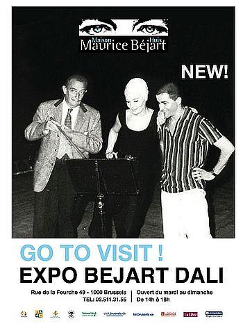 Bejart-Dali-Com-de-presse