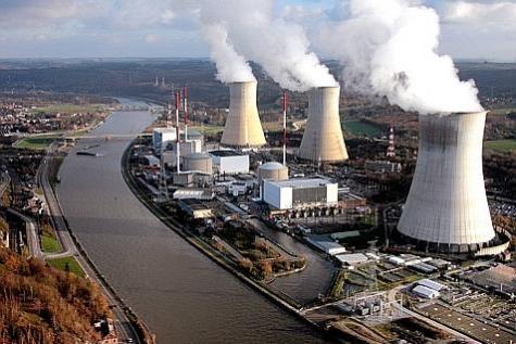 Weiter Sorgen um belgische Atommeiler