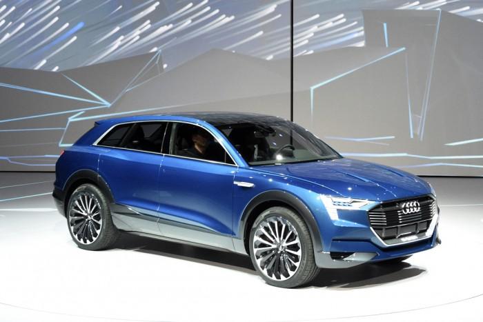 Audi will eSUV in Brüssel produzieren