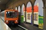 Die Metro in Brüssel wird 40!