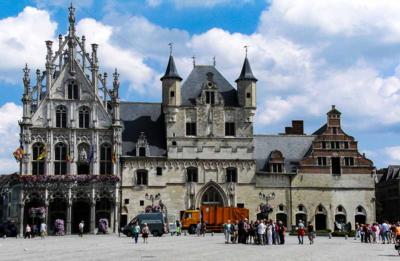 Ein Besuch in der guten Stube von Mechelen