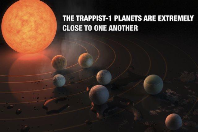 Michael Gillon und sein TRAPPIST-1. Who knows?
