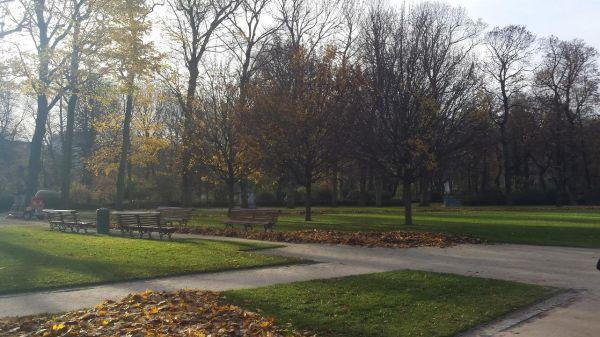 Der Park der Menschen