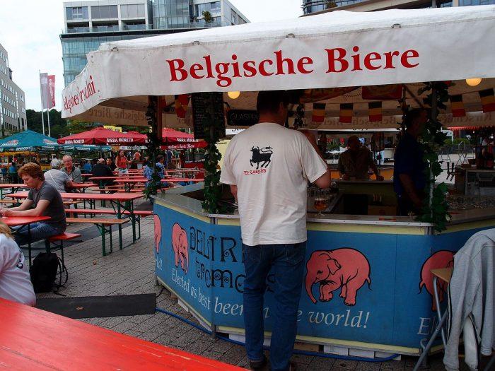 Rückenwind für die belgische Bierkultur