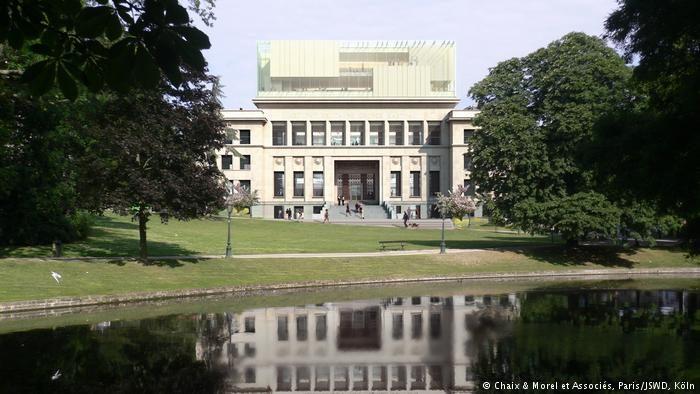 Das Haus der Europäischen Geschichte ist eröffnet