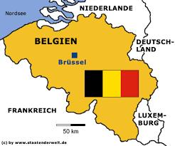 Blicke auf Deutschland und Belgien