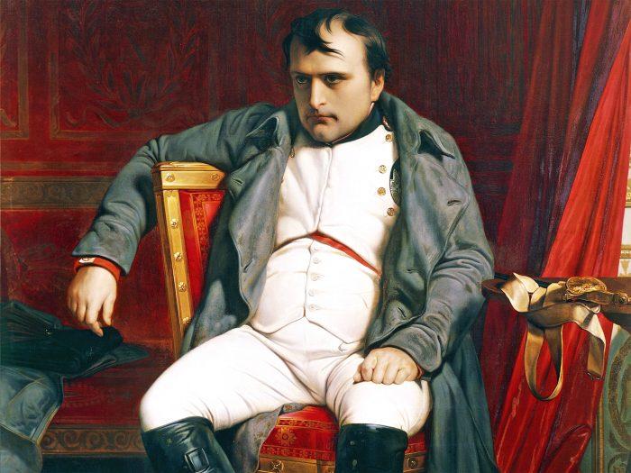 Napoleon geht in den Ruhestand