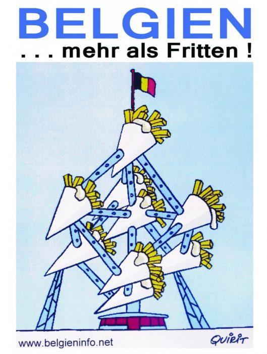 Belgieninfo mit voller Kraft voraus