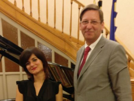 Elena Talarico und die Konzerte von Allegro Assai