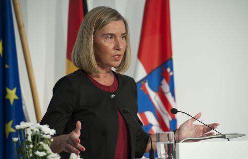 Frederica Mogherini – ein Glücksfall für die EU