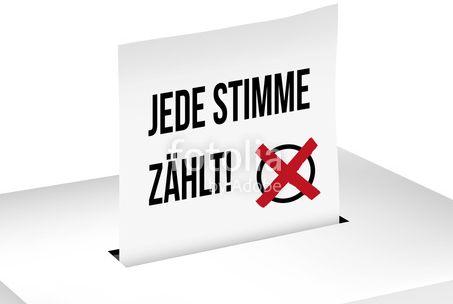 """""""Auslandsdeutsche werden um ihr Wahlrecht gebracht!"""""""