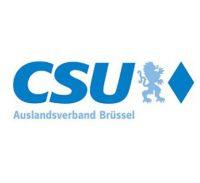 Die CSU in Brüssel