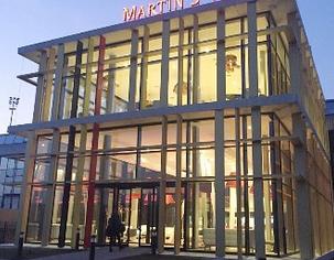 """Das Hauptquartier """"der Roten Teufel"""""""