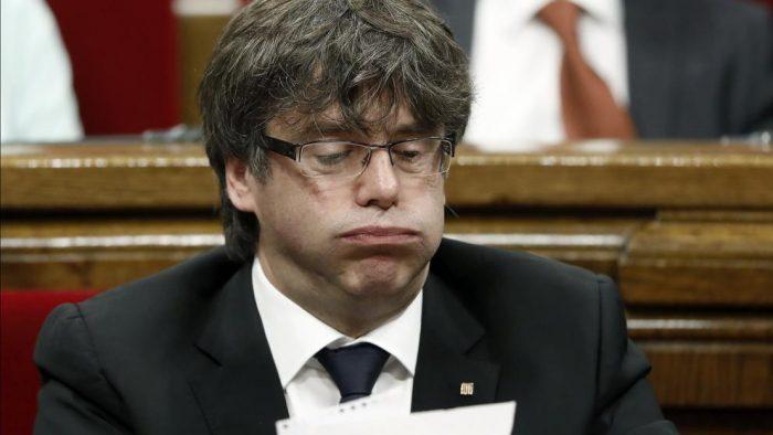 Dummschwätzer und Volkstribun: Puigdemont in Brüssel