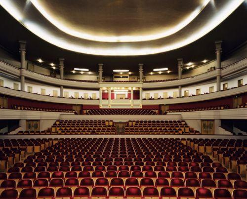 Tanz im ehrwürdigen Konzertsaal