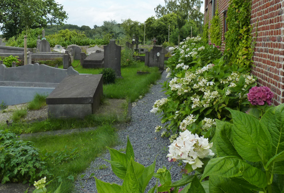 Friedhöfe in Parks umwandeln