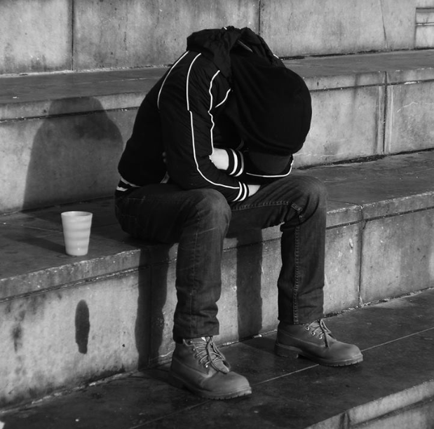 Das harte Leben der Obdachlosen